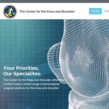 Center for the Knee & Shoulder