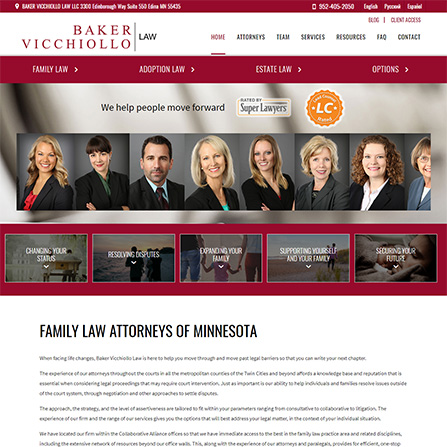 Baker Vicchiollo Law